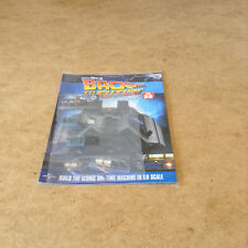BUILD BACK TO THE FUTURE DELOREAN TIME MACHINE ISSUE 98 1:8 SCALE DIE-CAST PARTS