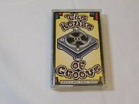 The House of Groove Arista's Most Fierce Tracks Cassette Tape 1993 Artista Recor