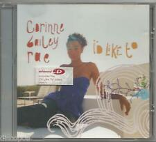 CORINNE BAILEY RAE - I'd like to - CDs SINGOLO NUOVO NON SIGILLATO NOT SEALED
