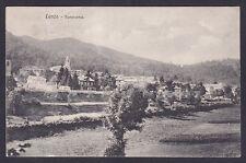 COMO LANZO D'INTELVI 34 Cartolina viaggiata 1907