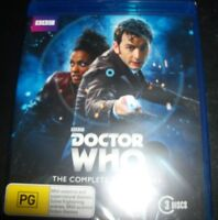 Doctor Who The Complete Third Series 3 (Australia Region B) Bluray – New