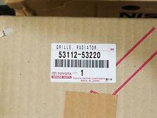 NEW GENUINE 2010-2015 LEXUS  IS250 IS350 FRONT UPPER RADIATOR  GRILL 53112-53220