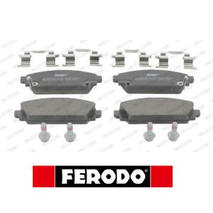 KIT SERIE PASTIGLIE FRENO ANTERIORE HONDA FERODO FDB1601