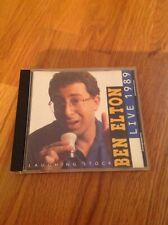 Ben Elton Live 1989 CD