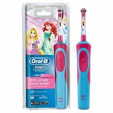 Braun//Oral B-Disney Princess Electric Spazzolino Da Denti /& Timer di 2 minuti modello 3744