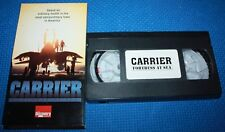 VHS Movie: Discovery Channel Presents: Carrier Fortress at Sea