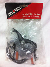 NOS '85 Black CHANG STAR MX-901 REAR BRAKE CALIPER, CABLE & LEVER Old School BMX