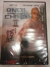 ONCE UPON A TIME IN CHINA II -FILM in DVD -ORIGINALE-visita COMPRO FUMETTI SHOP