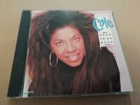 NATALIE COLE * FOREVER NOW * CD ALBUM VERY GOOD 1989