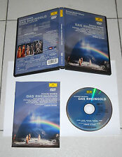 Dvd Richard Wagner DAS RHEINGOLD The Rhinegold JAMES LEVINE L'oro del Reno