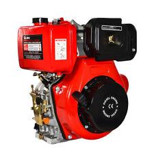 10hp Air Cool Diesel Engine 411cc 4 Stroke Single Cylinder 722mm Shaft Length