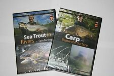 DVD Sea Trout in Rivers & Carp-Below the Surface