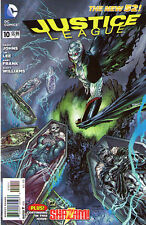 JUSTICE LEAGUE (2011) #10 - New 52 - Back Issue