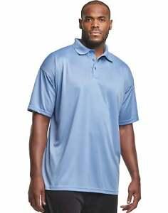 Champion Polo Short Sleeve Shirt Vapor Big & Tall Lightweight Wicking up to 6XL