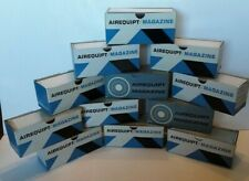 Genuine Airequipt Metal Slide Magazine Trays - Holds 36 2 x 2 Slides - Lot of 12