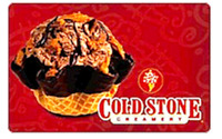 🍨Cold Stone Creamery $5 Gift Card