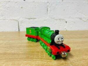 Henry - Thomas & Friends Take n Play Take Along Metal Diecast Metal Trains