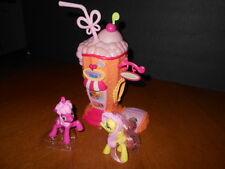 My Little Pony PONYVILLE Ice Cream Drive-Thru -with Ponies HASBRO