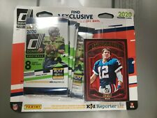 2020 Donruss Football Blister 4 Pack RED LEGENDS OF THE FALL Jim Kelly