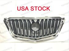 New Front Hood Grill Grille Chrome USA STOCK For Buick Encore 2013-2015