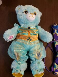 Aladdin BUILD A BEAR Jasmine Disney, with Extras
