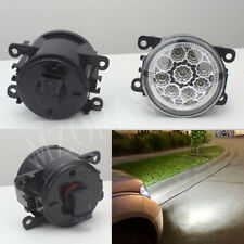 6000K CCC Fog LED Lamps Light For Mitsubishi L200 OUTLANDER 2 PAJERO 4 GALANT