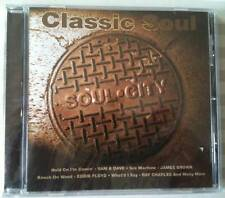 CLASSIC SOUL - SOUL CITY  (CD Neuf emballé)