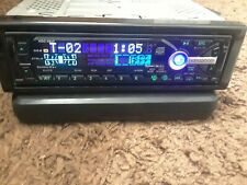 Old School Kenwood Excelon Kdc-X617 Head Unit