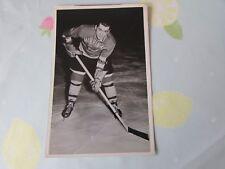 Original Pete PAYETTE Harringay Racers 1950's Ice Hockey Photo