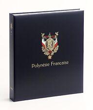 DAVO LUXE ALBUM FRENCH POLYNESIA III 2010-2016 NEW!!