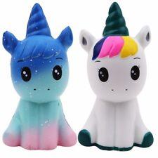 Jumbo Slow Rising Unicorn Squishy Squeeze Kid Toy Stress Anxiety Focus Stocking