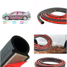 Durable 4M Rubber Seal Strip Weather-strip Seal Trim for Car Window Door Trunk