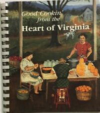 Good Cookin from the Heart of Virginia  #20399