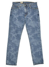 LEVI'S Men's 511 Slim Coho-Creek Faded Camouflage Denim Jeans 38 x 30 Camo