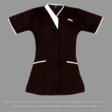 Nurse Tunic Healthcare Therapist Dental Salon carer Dress Uniform Medical Scrub