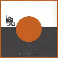 PRIVATE STOCK REPRODUCTION RECORD COMPANY SLEEVES - (pack of 10)