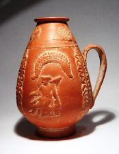CRUCHE ROMAINE EN SIGILLEE - 300 AD. - ANCIENT ROMAN SAMIAN JUG - SIGILLATA
