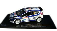 Ford Fiesta S2000 N°2 Vainqueur Rallye Monte Carlo 2010 Hirvonen 1/43 Ixo