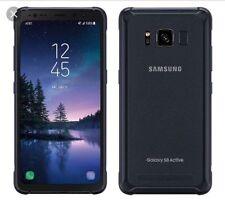 Samsung Galaxy S8 Active SM-G892 - 64GB - Meteor Gray GSM Unlocked(AT&T)
