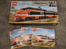 Lego Creator Expert Train 10233 Retired Set