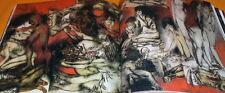 THE HIROSHIMA PANELS book japan japanese atomic bomb painting inferno #0425