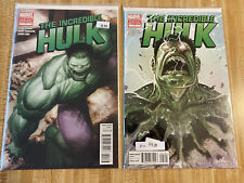 Incredible Hulk Vol 4 #1 Incentive Jose Ladronn & Whilce Portacio Variant Covers