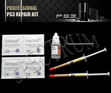 PROFESSIONAL PS3 YLOD REPAIR KIT. GOLD (Same Day Dispatch)