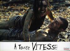 8 Photos Cinéma 24x30cm (1996) À TOUTE VITESSE Morel, Bouchez, Rideau NEUVE