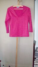 WOMENS SPARKLY TOP SIZE 10  LABEL MONSOON