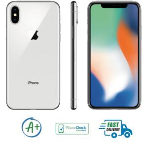 Apple iPhone XS 512GB Silver A1920 Factory Unlocked CDMA+GSM Warranty B Grade