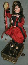 Antique Jumeau Automaton French Gypsy Doll