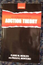 An Introduction to Auction Theory by Flavio M. Menezes and Paulo K. Monteiro...