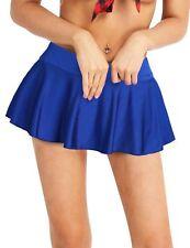 #XL Women Pleated Tennis Skirts Shorts Skort Mini Dress Gym Sports Active Wear