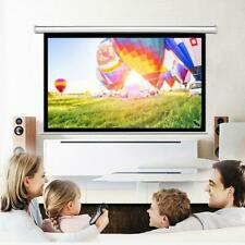 84 169 Hd Pull Down Manual Projection Projector Screen